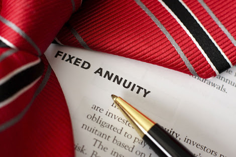 Fixed Annuity Jerry Rubin Retirement & Legacy Planning